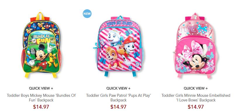 рюкзак для девочки из сша