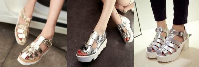стильная летняя обувь из сша